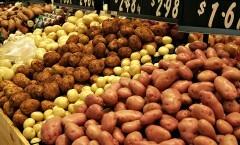 Le Patate come contorno