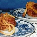 """Decorazione spaghetti fritti: per """"legare"""" polpette, crocchette, palline"""