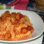 pasta polpette 1