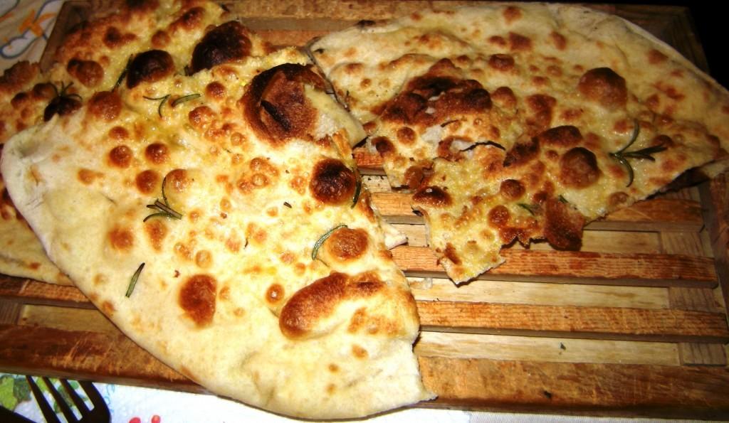 Pizza spianata
