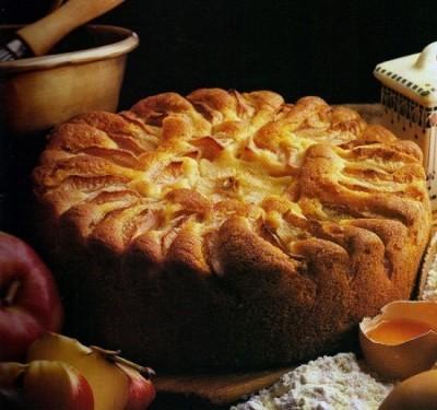 Torta di mele alla maniera di Petronilla