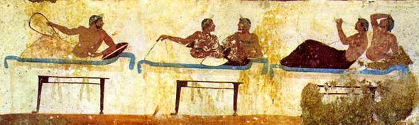 Simposio nell'antica Roma e nell'antica Grecia