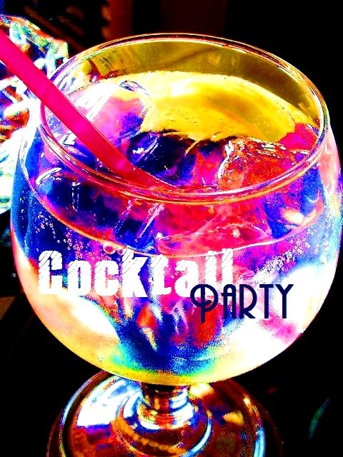 Galateo di Donna Letizia, Ricevimenti: il Cocktail
