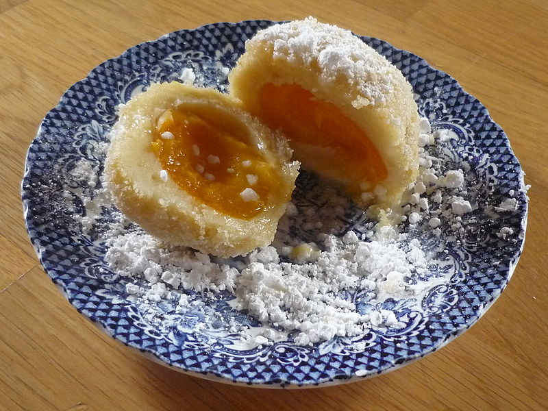 Marillenknödel, Gnocchi dolci ripieni di albicocche