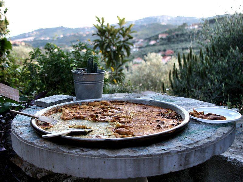 Farinata di ceci, la ricetta tradizionale