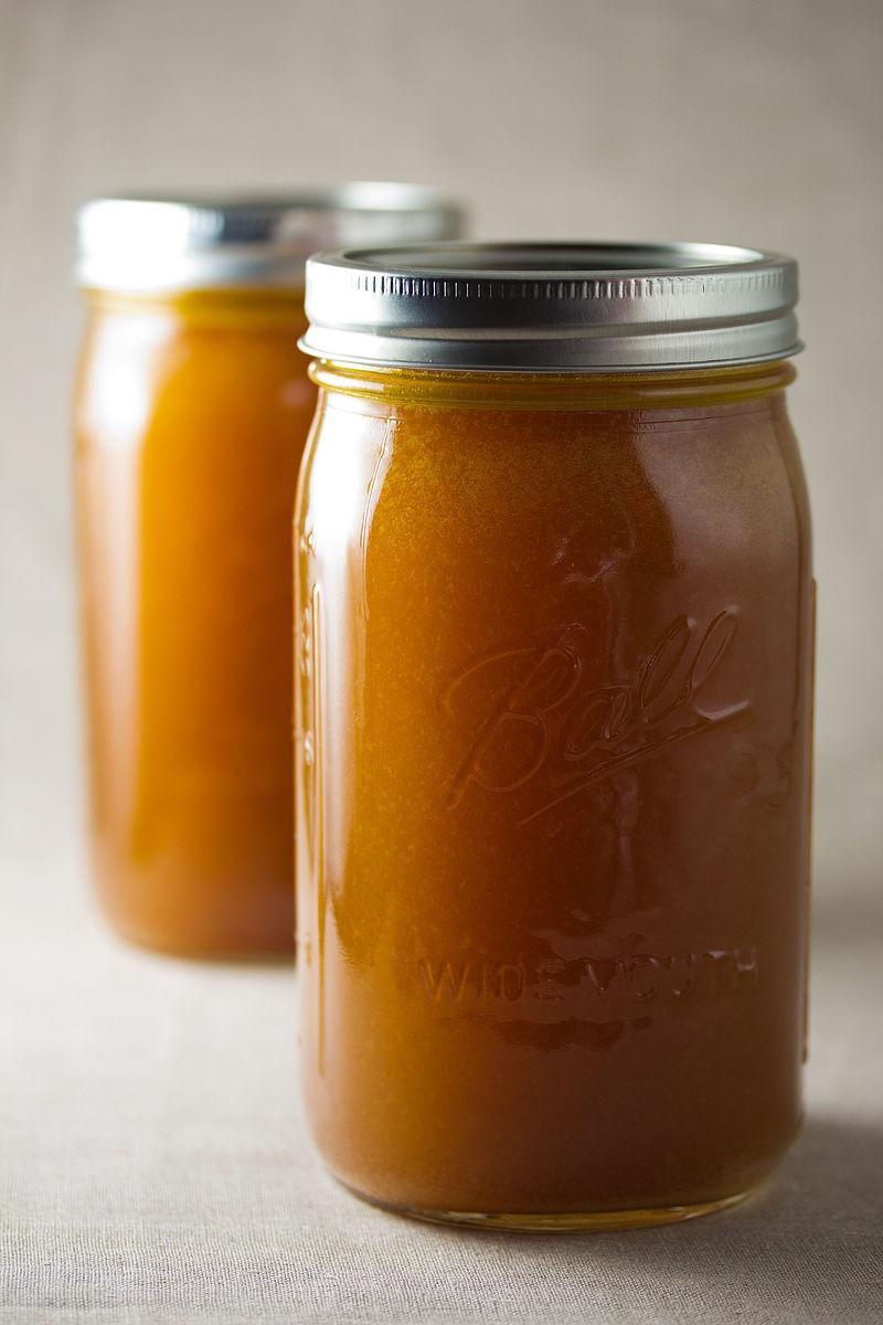 Marmellata di carote alla maniera di Petronilla