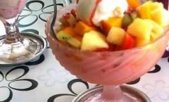 Macedonia alla frutta