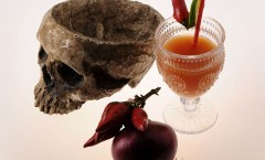 Halloween Cocktail Vampiro