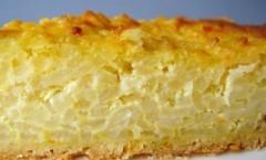 Torta di riso anche chiamata Torta degli addobbi