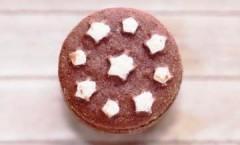 Torta pan di stelle con Nutella e panna montata