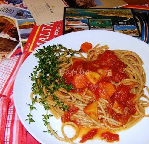 Fenkata maltese con ricette a base di coniglio