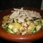 tajine pollo verdure (6)