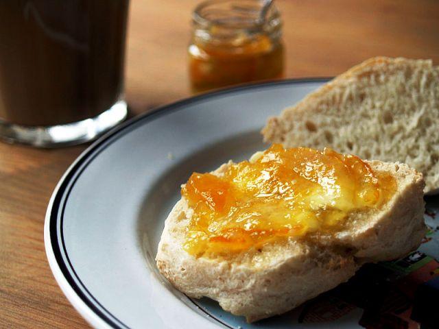 Conserva d'arancia alla maniera di Petronilla