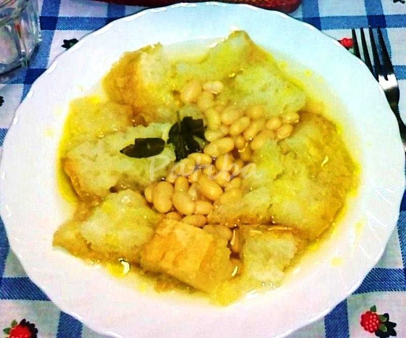 Zuppa per i Lombardi della cucina Toscana