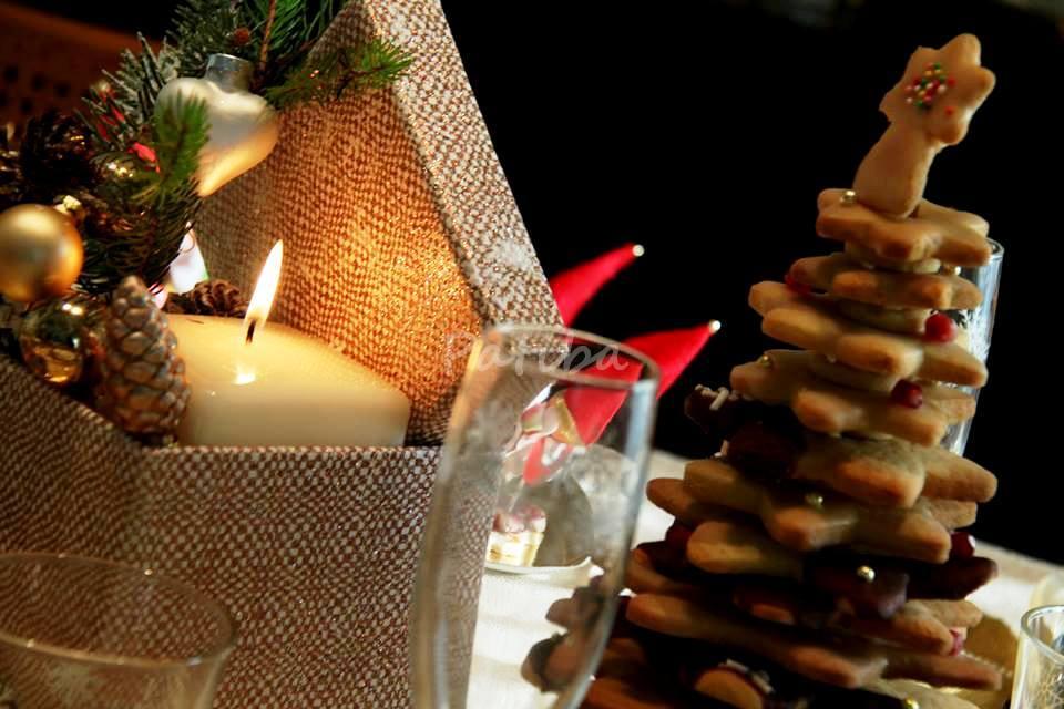 alberino di biscotti gingerbread 0