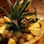 ananas perchè drena