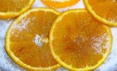 Frittelle d'arancia alla maniera di Petronilla