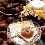 Confettura caramellata di castagne