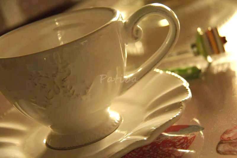Tè con le amiche da Carolina