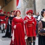 Festa a tema in stile Medievale con menù
