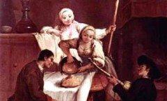 La tradizionale, l'antichissima Polenta