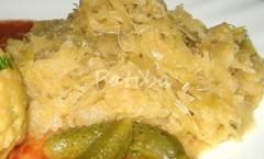 Crauti alla pancetta