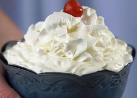 La soffice e delicata Crema Chantilly