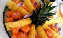 Come si mangia la frutta