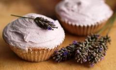 Profumo di fiori di lavanda, profumo di Cupcakes