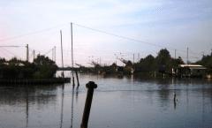 Una giornata nel capanno da pesca