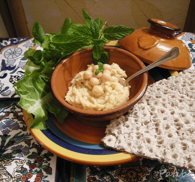 Come preparare l'hummus di ceci