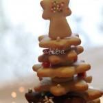 Biscotti di pasta speziata con Glassa reale