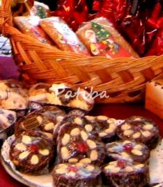 Zelten, il dolce natalizio