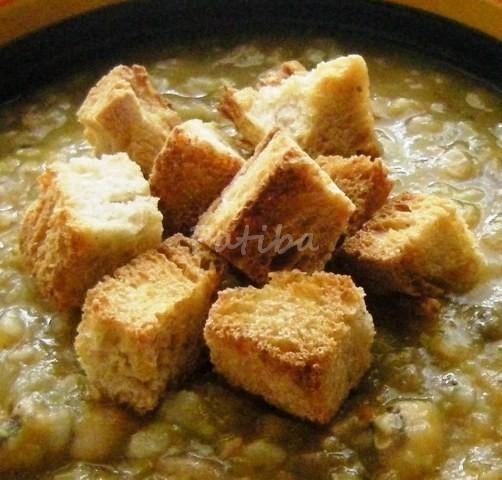 Guarnizioni per minestre e zuppe