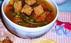 C'era una volta... la zuppa e la minestra di sassi, ma anche 'A pasta cu 'e pprete (la pasta con le pietre)