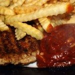 bbq, barbecue_cyclonebill_-_Kylling_med_salsa_og_pommes_frites