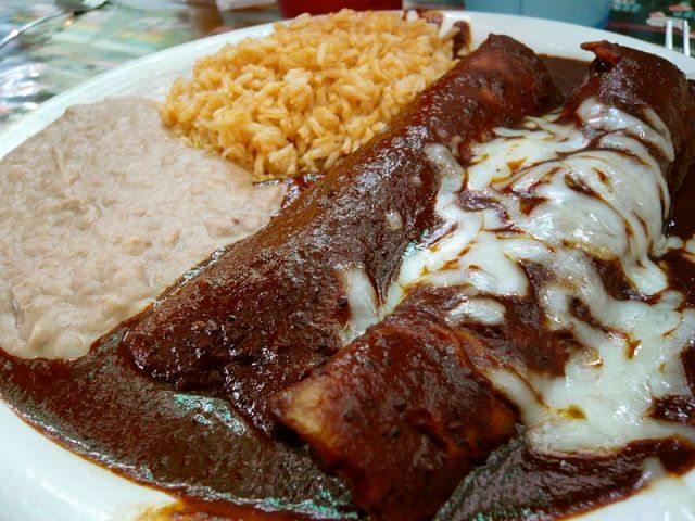 La salsa Enchilada non è solo rossa…