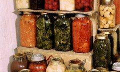Conserviamo la verdura Sottoli, Sottaceti e Sottosale