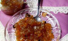 Marmellata di cocomera (cocomero invernale)