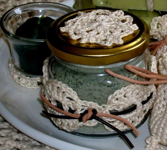 Regali fai da te ieri oggi in cucina - Sali da bagno naturali ...