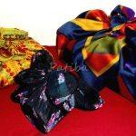 Come confezionare regali con foulard (5)