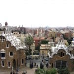 BARCELLONA Park_Güell_-_Pabellones