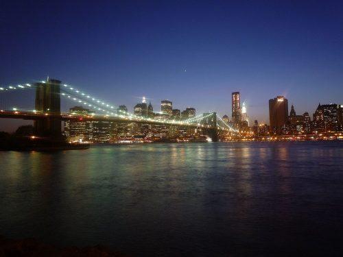 USA ponte di Brooklyn