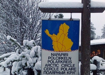 Menù di Natale Finlandia